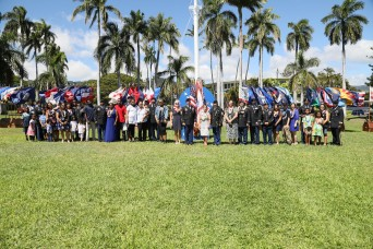 US Army Pacific celebrates 291 years of service