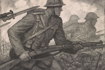 The Army and the Marine 'Devil Dogs' of Belleau Wood
