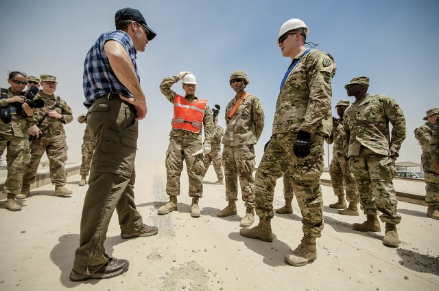 Army Secretary talks modernization, materiel readiness at APS-5