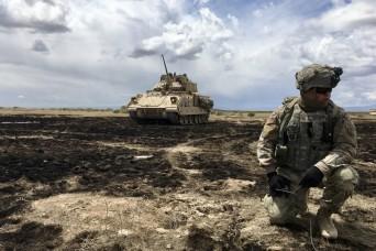 Idaho National Guard completes XCTC, looks ahead