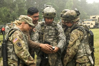 Soldiers train to detect, defend against electronic warfare