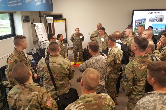 The Army's Project Manager Tactical Network conducted a Disaster Incident Response Emergency Communications Terminal (DIRECT) demonstration at the Army National Guard G6 Mission Command Workshop in Little Rock, Arkansas, on May 23, 2018.