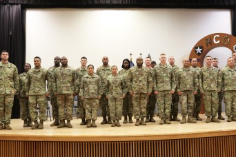 First-Ever 2ID/RUCD Battle Staff Course