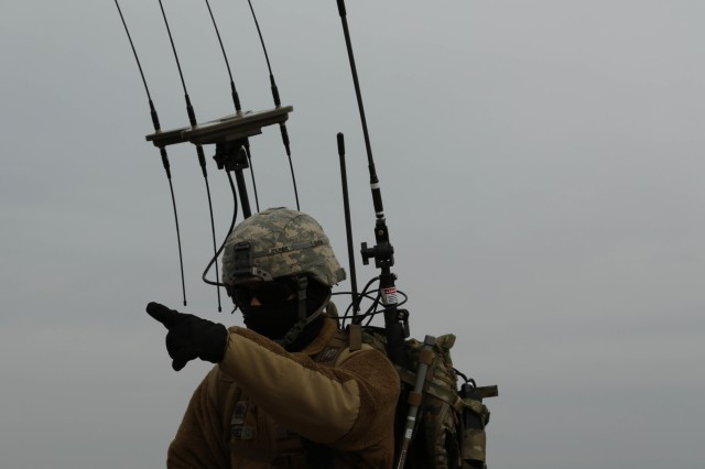 Army electronic warfare prototypes reach first CONUS brigade