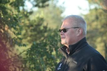 Retired Michigan Guard member has unique view of Latvia bond