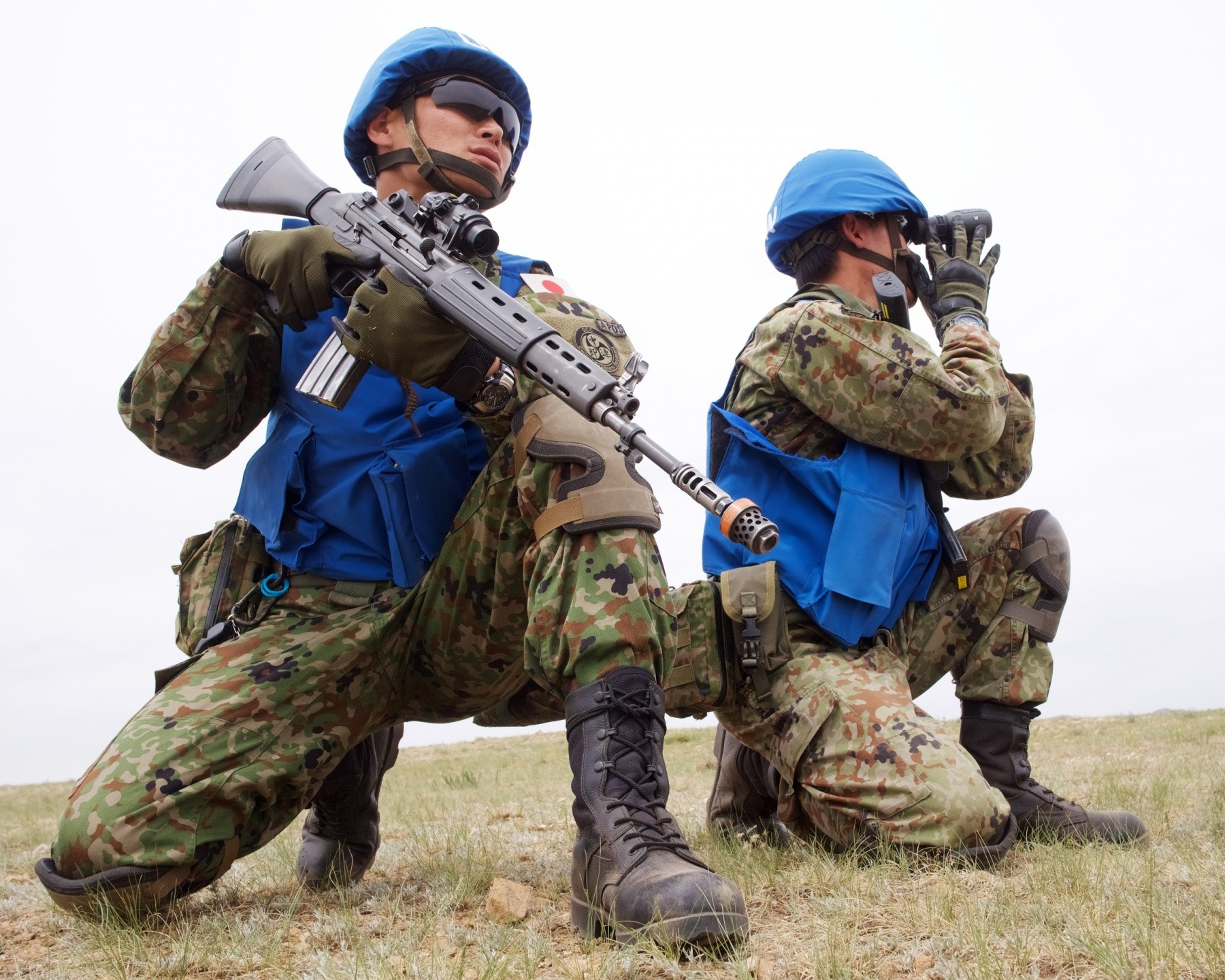 Mongolian Armed Forces host Khaan Quest 2018 peacekeeping ...