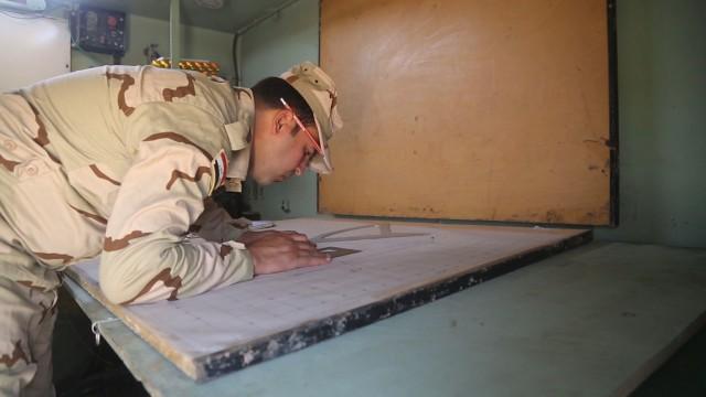 Iraqi Fire Mission