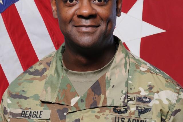 "Brig. Gen. Milford ""Beags"" Beagle, Jr. - Fort Jackson Commanding General"