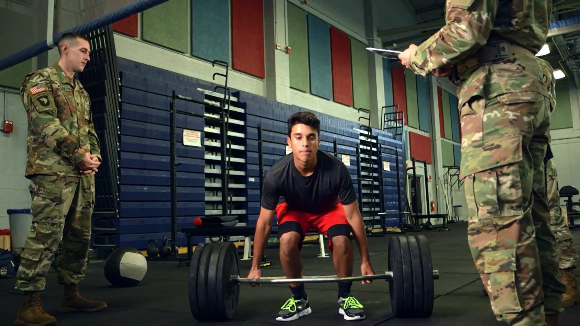 Fitness and Weight Training for Military Recruits Fitness and Weight Training for Military Recruits new photo