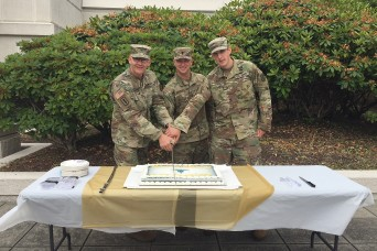 RHC-P, Madigan celebrate Medical Service Corps' 101st anniversary