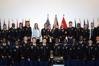 Military Naturalization Ceremony held in Garrison Humphreys