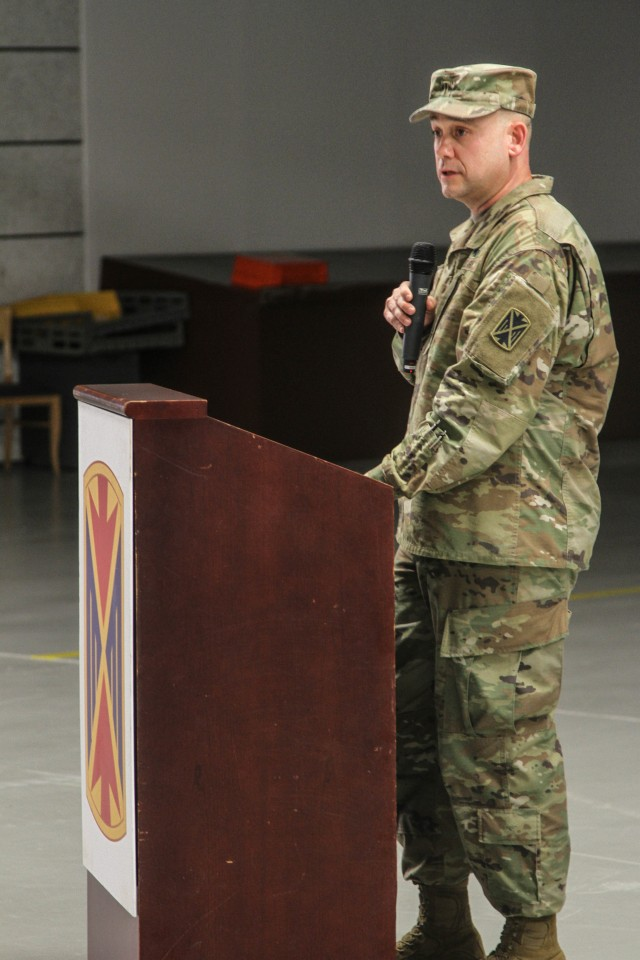"10th AAMDC Hosts U.S. Army warrant officer ""Century of Service"" commemoration"