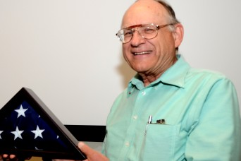 Chemical Test Scientist honored, 32 years of service at Dugway
