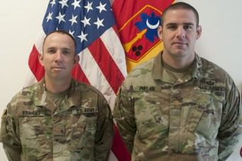 Air Defense Artillery Fire Control Officers integrate air defense in Europe
