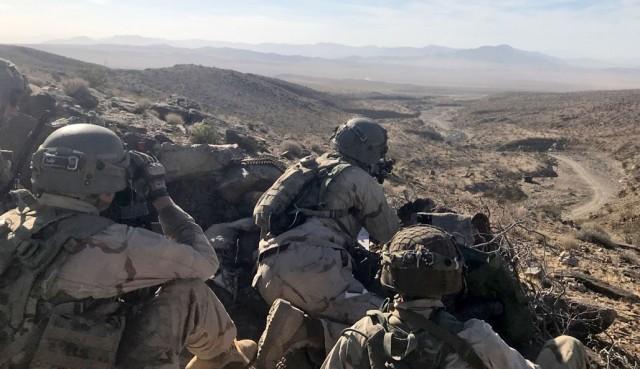 Brave Rifles OPFOR dominates at NTC
