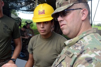 Army building whole-of-government relationships in El Salvador