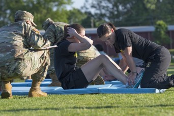 Warrior Training and Rehabilitation Program gets injured Soldiers back on track