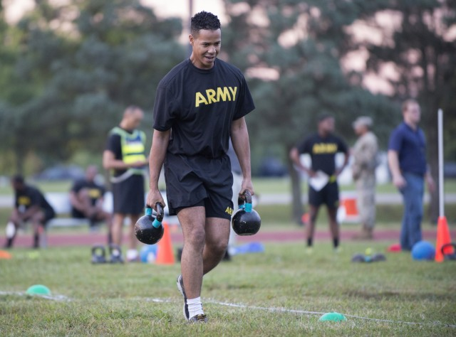 Army Combat Fitness Test set to become new PT test of record in late 2020