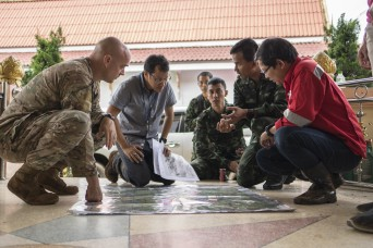 DOD personnel assist in Thai cave rescue operations to save stranded boys, soccer coach