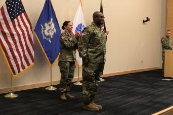 Haiti native finds success in Connecticut National Guard