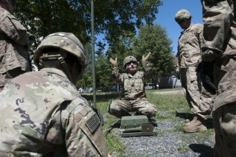 Communication is key to relationships and training for National Guard members