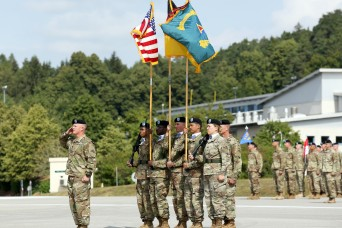 New commander takes lead at the Joint Multinational Readiness Center