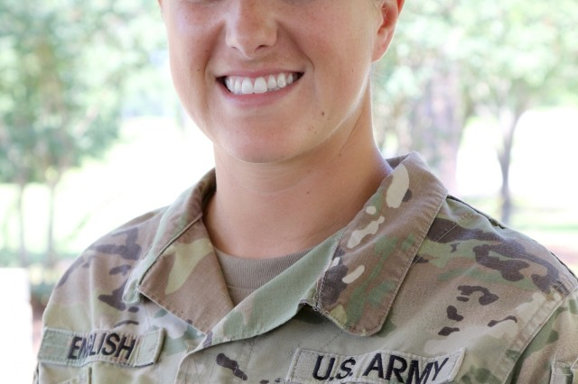 2nd Lt. Amber English, an Army Reserve Soldier who received orders to the World Class Athlete Program, was recently assigned to the U.S. Army Marksmanship Unit at Fort Benning, Georgia, to continue her training in skeet shooting and possible journey to the 2020 Olympics. Shortly after Army Basic Training, English claimed a Bronze Medal in the April World Cup in Changwon, South Korea, and then in June she seized a Silver Medal at the Siggiewi, Malta World Cup.