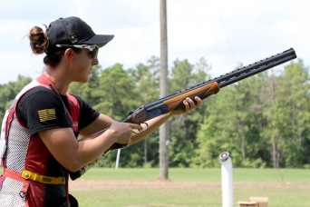 Shotgun athlete joins the Army, wins bronze, silver at World Cups