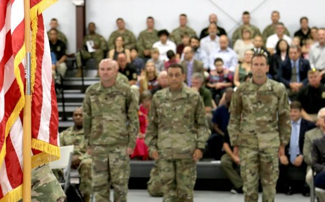 USAMU bids farewell to commander