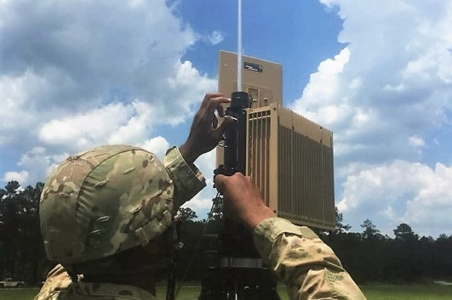 Project Manager Tactical Network, with support from Communications Electronics Command trainers, completed 67th Expeditionary Signal Battalion new equipment training and fielding for the Terrestrial Transmission Line Of Sight radio and several other new expeditionary Signal Modernization capabilities in June 2018, at Fort Gordon, Ga.