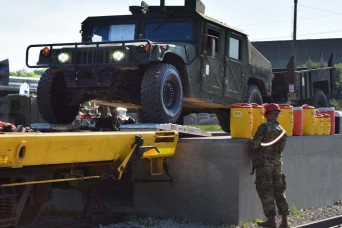 Arsenal infrastructure supports Illinois Guard deployment