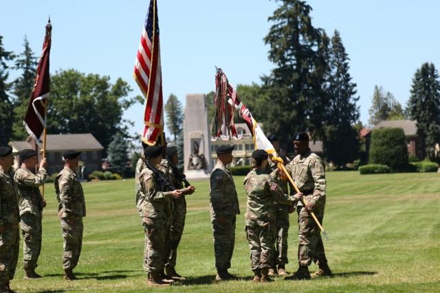 Medical brigade gains new commander