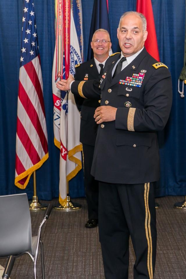 ACC commander receives secont star