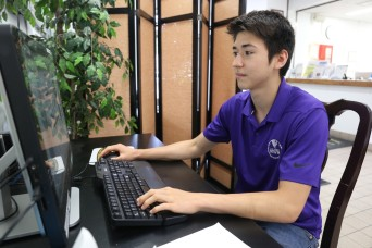 Summer Hire Program a 'win-win' for USAG Japan teens, work centers