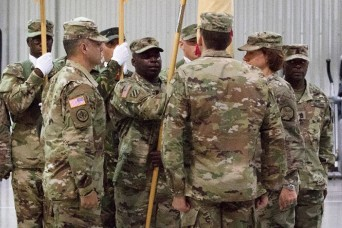 New IMCOM leadership team takes charge of base operations at sites in Romania, Bulgaria