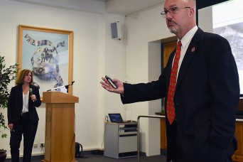 FBI Team Helps Marshall Center Counterterrorism Network to Stop Future Terrorist Attacks