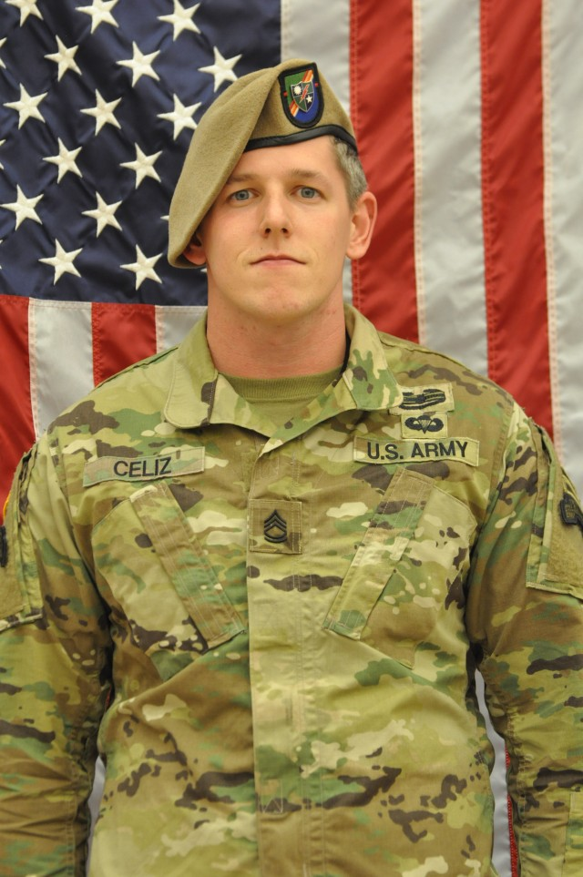 U.S. Army Special Operations Ranger killed in combat