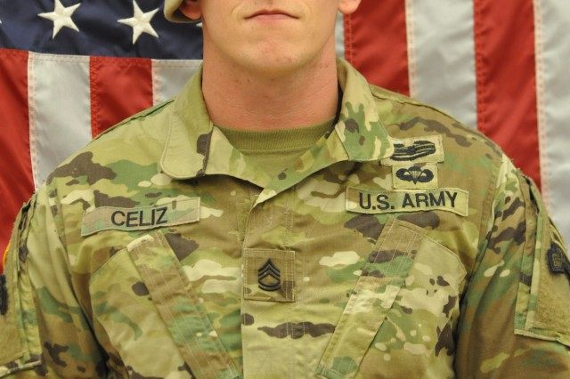 Sgt. 1st Class Christopher A. Celiz, a U.S. Army Ranger was killed in action July 12 in Paktiya province, Afghanistan, during combat operations in support of Operation Freedom's Sentinel.