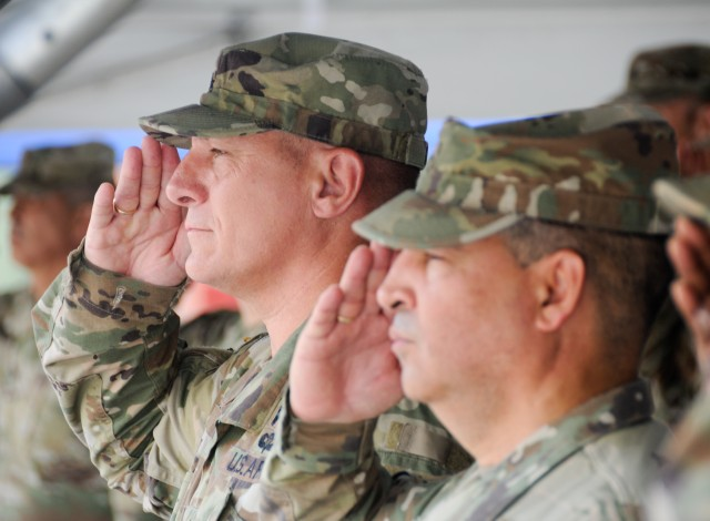Army Reserve opens training center on Fort Lee