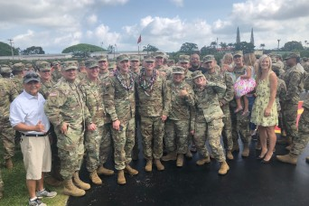 Air Assault graduates give advice for achieving goals, no matter the of age