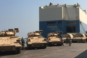 U.S. military firepower arrives in Lebanon, bolsters partnership and fight against ISIS