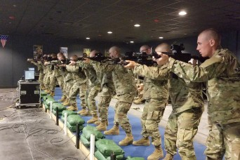 Basic training Soldiers to get wireless carbine trainer this summer