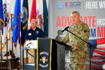 Employers have a taste of the Military at Bosslift 2018