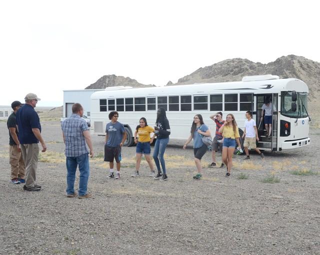 Dugway STEM Tour