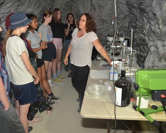 Dugway STEM Tour 2018