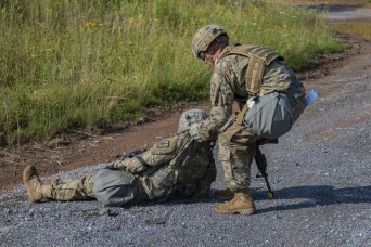 New York Army Guard units increase their skills at Fort Indiantown Gap