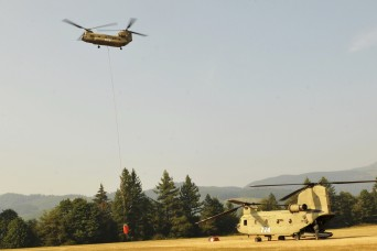 Oregon National Guard activated to assist wildfire suppression