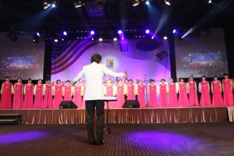 Korean Cultural Night held to honor ROK-U.S. Alliance