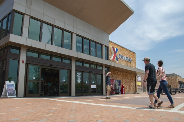 The post exchange at Camp Humphreys in South Korea, which opened in November, is one of the newest in the inventory and a major addition to the installation's transformation process.