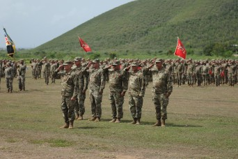 "PR National Guard celebrates ""Governor's Day"" marking the end of training cycle"